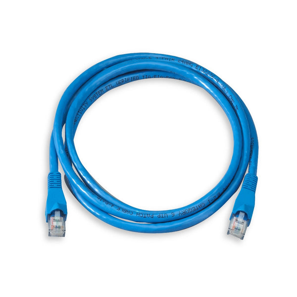 Skyline 6ft Cat5e Patch Cable Red