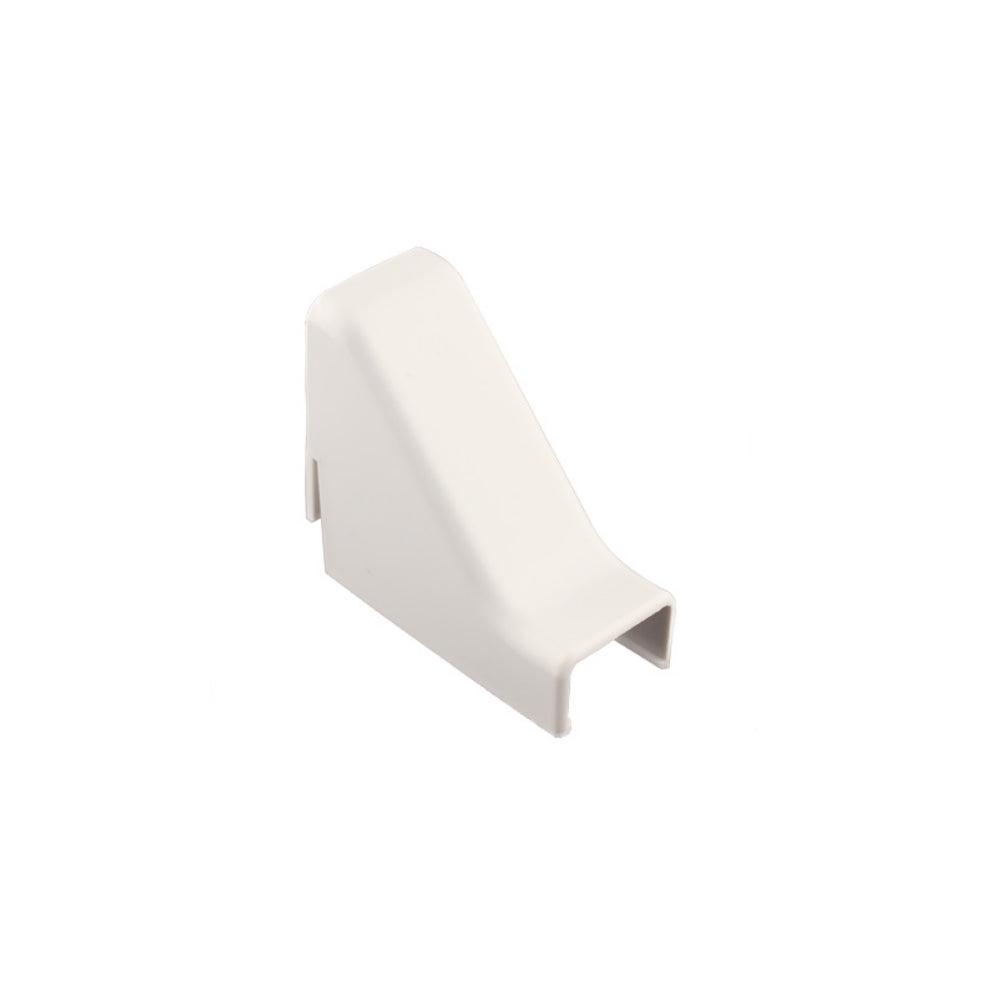 Construct Pro CON200CD Drop Ceiling Raceway Adapter 1.38in (White) - 21st Century Entertainment Inc.