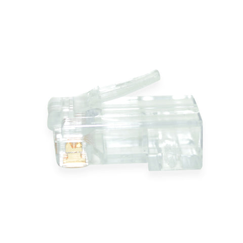 EZ-RJ45 CAT6 Modular Voice Data Connector (Pack of 50)