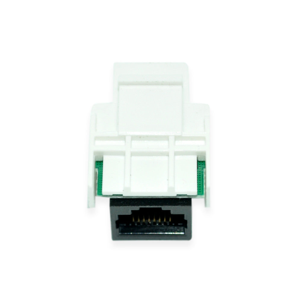 Steren 310-042WH Snap-In-Cat5E Coupler, White - 21st Century Entertainment Inc.
