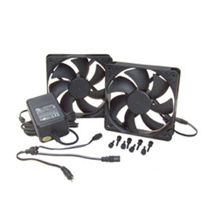 "Cool Components COOL2037 Fan Kit for 4.5"" (120mm) Applications - 21st Century Entertainment Inc."