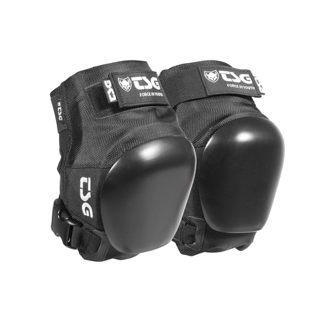 TSG - Kneepad Force III Youth - Black - XXS/XS - S19
