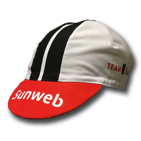 Cycling Cap - Pro-Team - Giant-Sunweb 2018