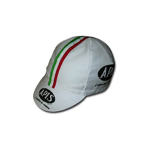 Cycling Cap - Vintage - Vintage White