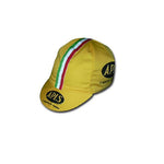 Cycling Cap - Vintage - Vintage Yellow