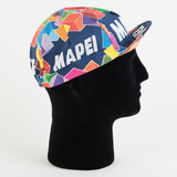 Cycling Cap - Vintage - Mapei - ZEITBIKE