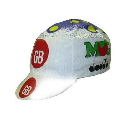 Cycling Cap - Vintage - Mg Diadora