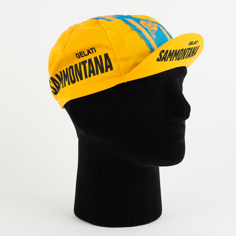 Cycling Cap - Vintage - Sammontana