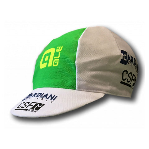 Cycling Cap - Pro-Team - Csf Bardiani Ale' 2017