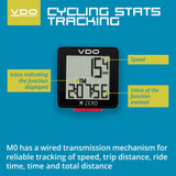VDO Bicycle Computer M0 (Zero)
