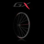 SPINERGY - GX 700c, 36-42mm, Alloy Front Bicycle Wheel - Gravel/CX