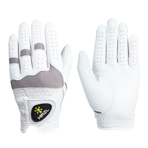 HIRZL CHALLENGER #1 - Golf Gloves - White