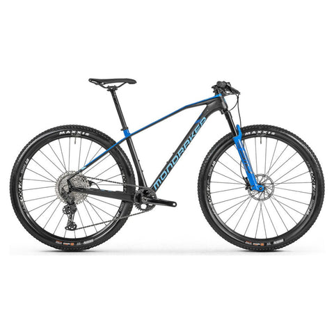 Mondraker - CHRONO CARBON RR  Bike in Carbon / Blue (XC PRO | 2021)