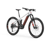 Mondraker - CRAFTY CARBON R 29 Bike in Carbon / White (e-MTB ENDURO | 2021)