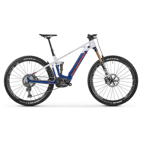 Mondraker - CRAFTY CARBON RR 29 Bike in Blue / White (e-MTB ENDURO | 2021)