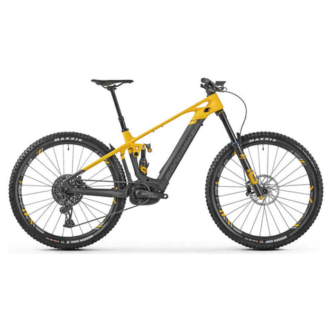 Mondraker - CRAFTY CARBON XR 29 Bike in Carbon / Yellow (e-MTB ENDURO | 2021)