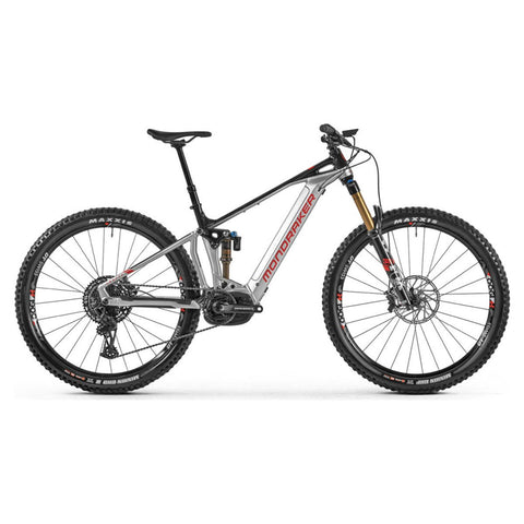 Mondraker - CRAFTY RR 29 Bike in Silver (e-MTB ENDURO | 2021)