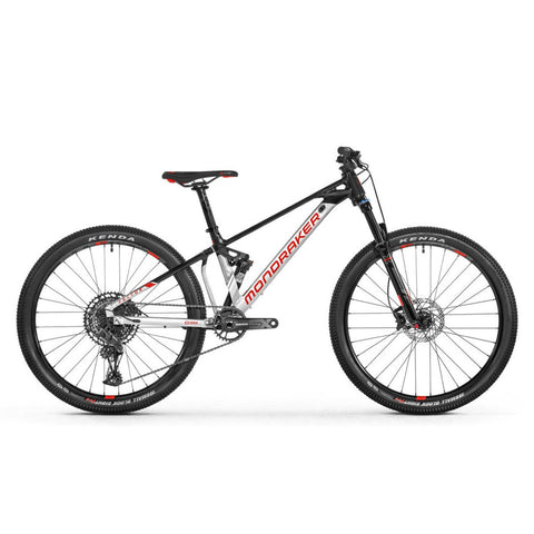 Mondraker - FACTOR 26 Bike in Silver / Black (KIDS | 2021)