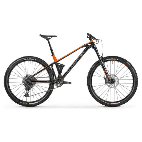 Mondraker - FOXY 29 Bike in Black / Orange (ENDURO /AM  | 2021) - ZEITBIKE