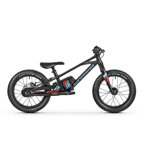 Mondraker - GROMMY 16 Bike in Black (e-KIDS | 2021)