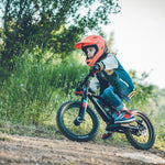 Mondraker - GROMMY 16 Bike in Black (e-KIDS | 2021) - ZEITBIKE