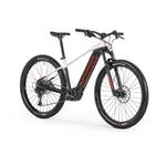 Mondraker - PRIME + Bike in Black / White (e-MTB TRAIL | 2021)