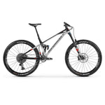 Mondraker - SUPERFOXY R Bike in Silver / Black (SUPER ENDURO | 2021)