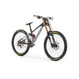Mondraker - SUMMUM RR 29 Bike in Silver/Black/Red (DOWNHILL | 2021)