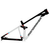 Mondraker - SUMMUM RR 27.5 Frame Kit in Silver/Black/Red (FRAME KIT | 2021)