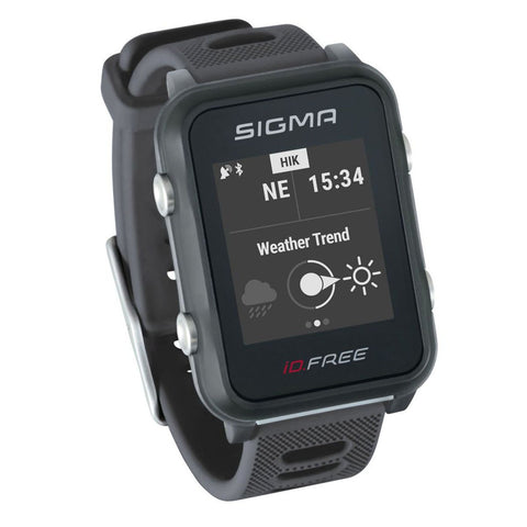 SIGMA Sports Watch - iD.FREE, Multi Sports