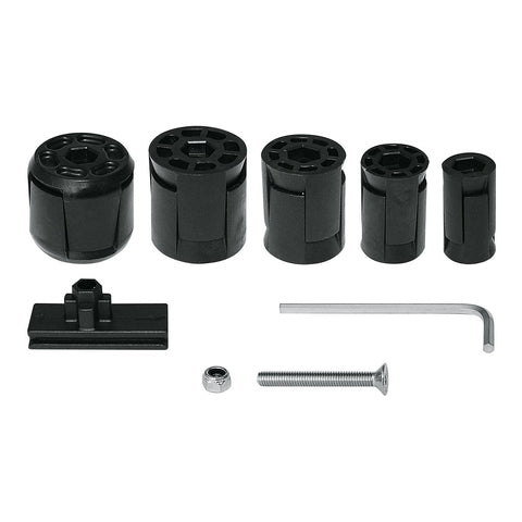 SKS - Bike Fender Parts - Shockboard/Blade & Dashboard Hardware Kit (For 2nd Bike) - ZEITBIKE