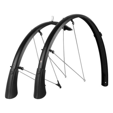 SKS - Bike Fender Set - Bluemels 45mm (700x38-42) - Matte Black