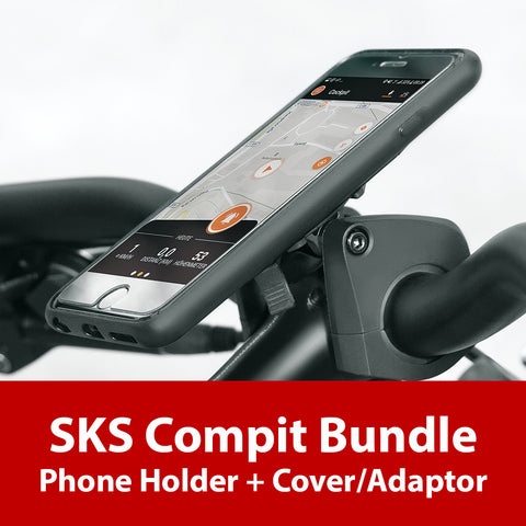 SKS - Compit Bundle (Phone Holder with Phone Cover)