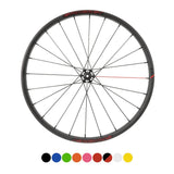 SPINERGY GX32 Alloy 700c Front & Rear Wheel Set for Gravel/CX