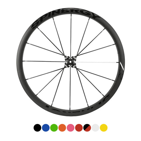 SPINERGY - Z32 Disc 700c, Front Bicycle Wheel - Road, Climbing, Sprinting