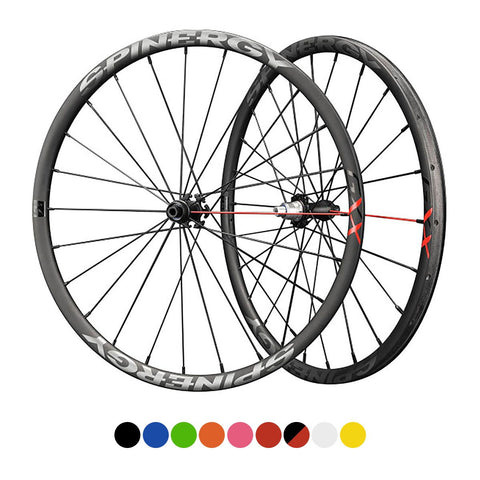 SPINERGY GXX Carbon 700c Front & Rear Wheel Set for Road