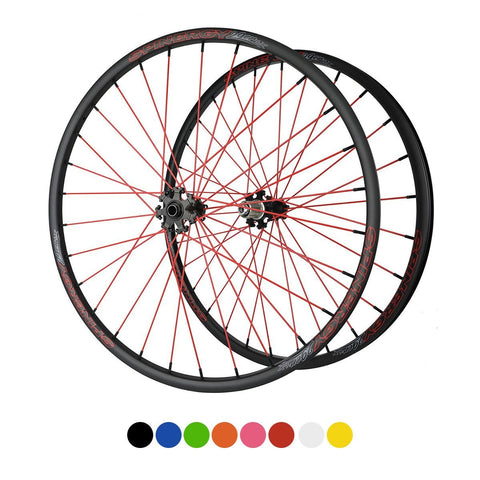 SPINERGY - LX 29 Wheel Set (Lefty Front Axle) - Mountain Biking