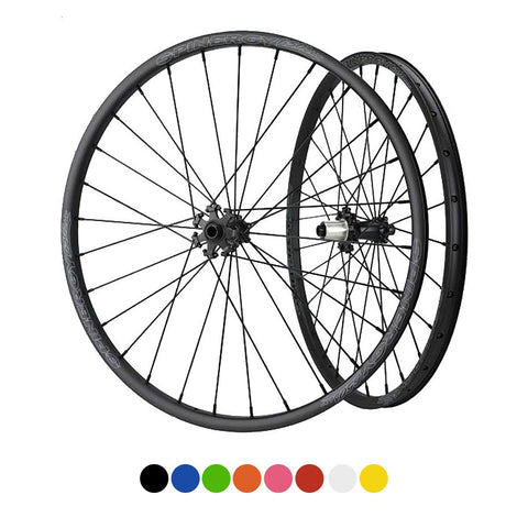 SPINERGY LX 650B Disc Bicycle Wheel Set - Mountain Biking, Racing, XC