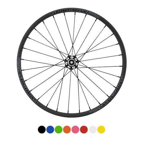 SPINERGY – LX 650B Rear Bicycle Wheel - Mountain Biking, Racing, XC