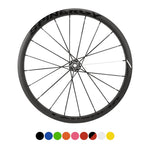 "SPINERGY - Z32 Centerlock 700c, Bicycle Wheel Set - Road, Climbing, Sprinting - 2021 Model w/ ""44"" Hub"