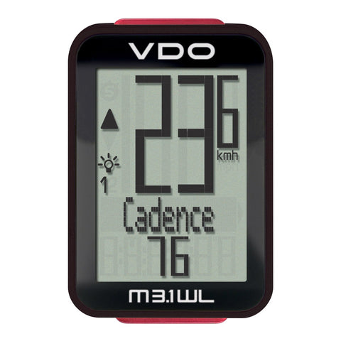 VDO Bicycle Computer M3.1 (Wireless)