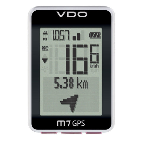 VDO Bicycle Computer M7 (Wireless)