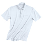 De Marchi - Fitted Polo - White - ZEITBIKE