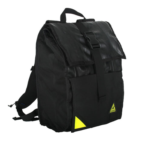 Green Guru - Commuter Roll Top Backpack