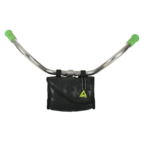 Green Guru - Cruiser Cooler Handlebar Bag - ZEITBIKE
