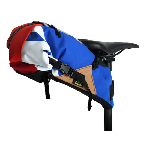Green Guru - Hauler Bike Pack Saddle/Messenger Bag