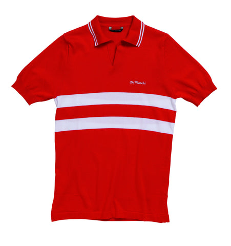 De Marchi - Heritage Polo - Red