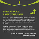 HIRZL - Tour FF 2.0 - Leather Bike Gloves