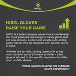 HIRZL - Tour FF 1.0 - Leather Bike Gloves (Old Version)