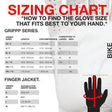 HIRZL - Finger Jacket - Bike Gloves